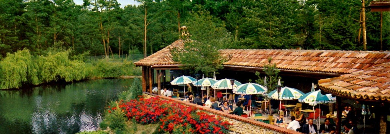 Terrasse am Waldsee am Restaurant